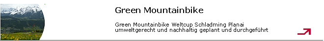 Green Mountainbike